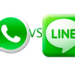 Perbandingan LINE Messenger vs WhatsApp Siapa yang Terbaik?